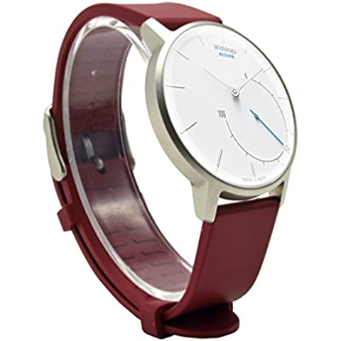 VICARA 18mm Withings Cinturini di Ricambio Silicone Sostituzione Sport Banda Strap Accessori per Smartwatches Bracciale Strap Band per Withings
