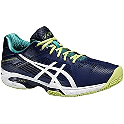Asics - Zapatillas de tenis/pádel de hombre gel solution speed 3 clay