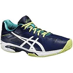 Asics - Zapatillas de tenis/pádel de hombre gel solution speed 3 clay