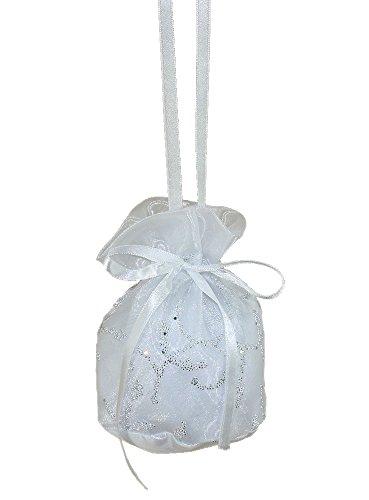 Boutique-Magique Tasche Kinder für Hochzeit–Produkt Gespeichert und Verschickt Schnell Seit Frankreich Weiß Weiß