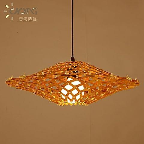 RFF-Soggiorno camera da letto in stile europeo Ristorante minimalista creativo arte legno tessitura volo farfalla Lampadario-MEIXI&