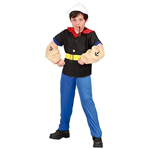 Disfraz de Popeye (4-6 años)