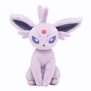 Pokemon Center Original Plush Doll Sitting Trick Pose Espeon