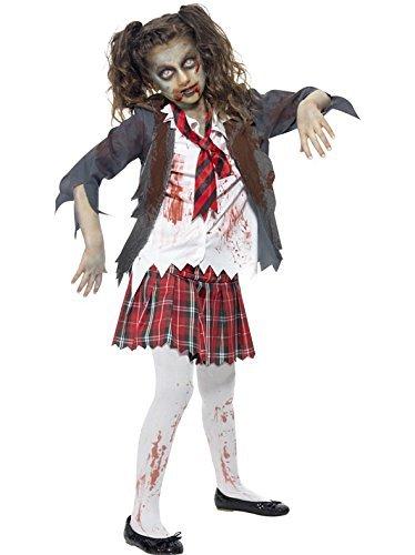 Costume per Halloween zombie scuola ragazza 7a 9e 10a