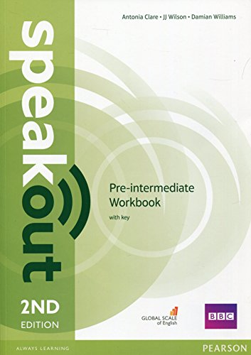 Speakout. Pre-intermediate. Workbook. With key. Con espansione online. Per le Scuole superiori