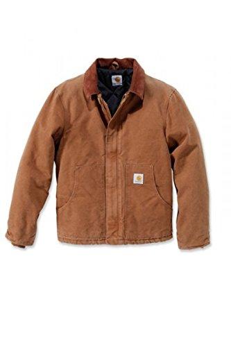 Carhartt Winterjacken Jacke Duck Traditional warm EJ022 carhartt® brown