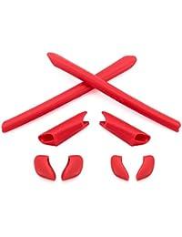 Revant MaxGrip® Temple Sleeve/Nose Pad Kit for Oakley Half Jacket — Multiple Options