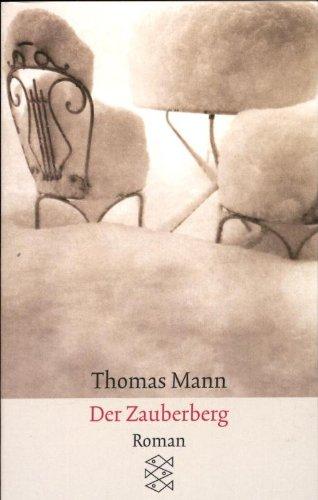 Buchseite und Rezensionen zu 'Der Zauberberg. Roman.' von Thomas Mann
