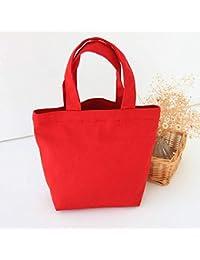 Spandal Portable Cooler Bags Beer Drinking Food Bags Tote Bag Lunch Handbag Carry Bag