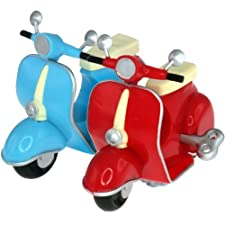 50 Fifty Concepts Retro Wind-Up Scooters