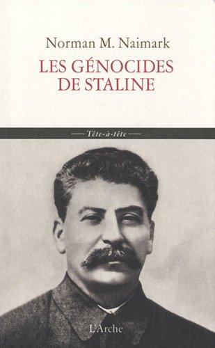 Les Génocides de Staline