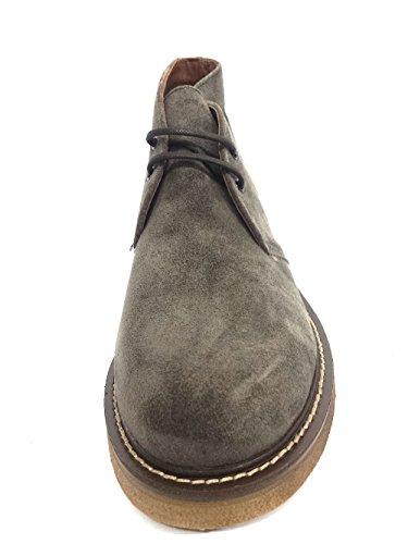 FRAU , Chaussures de sport d'extérieur pour homme Noir Ebano 39 Ebano