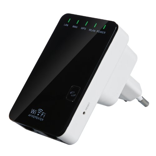 KKmoon Mini Router WiFi Repeater...