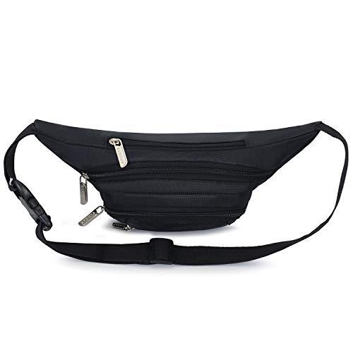 41hta9rI3CL. SS500  - AirZyx Bumbags and Fanny Packs for Running Hiking Waist Bag Outdoor Sport Hiking Waistpack for Women Men