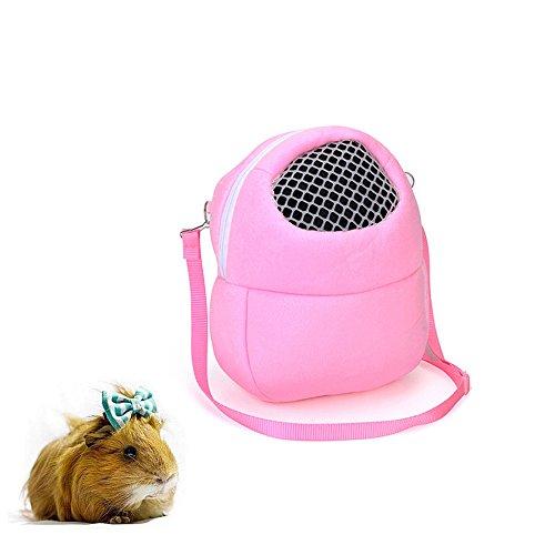 Hyihe Tier-Mini-Taschen, Taschen für Haustiere, tragbar, atmungsaktiv, Rucksack Handtasche Tasche...