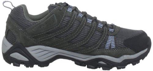 Columbia Helvatia, Chaussures de randonnée tige basse femme Gris (048)