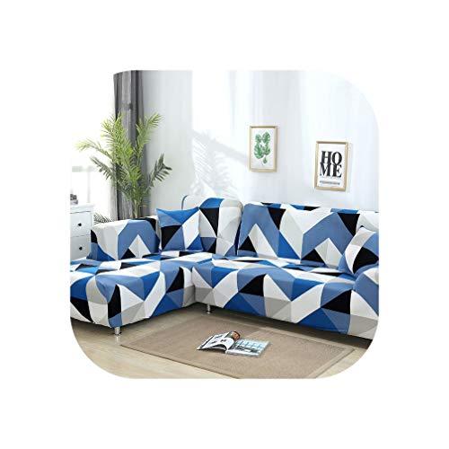 Heloise Richard Sofa-Abdeckung elastische Couch Abdeckung Sectional Stuhl-Abdeckung Es braucht Auftrag 2Pieces Sofa-Abdeckung, wenn Ihre Sofa-Ecke L-Form Sofa, Color1,1Seater und 1-Sitzer -