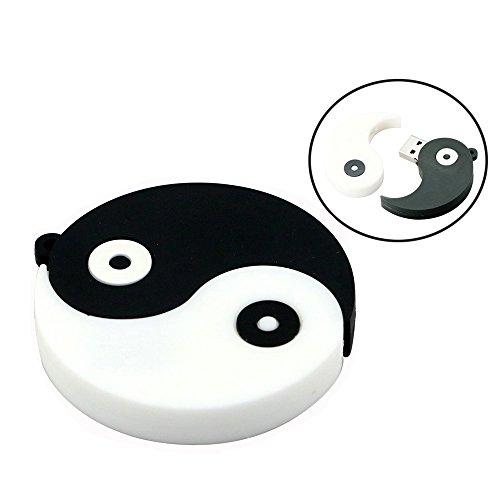 32 GB USB-Stick Stick Cartoon Spielzeug Gossip Yin-Yang USB 2.0 Memory Stick U Festplatte Pendrive