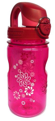 Nalgene Kinder Trinkflasche Everyday OTF Pink, 0.375 Liter