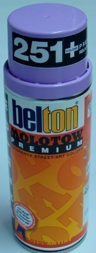 Preisvergleich Produktbild Belton Molotow Premium Spray 400 ml lavendel