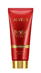 Jovees Bridal Face Scrub, 100g