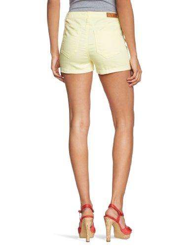 Vero Moda Short pour femme Yellow - Gelb (GARDEN GLADE)