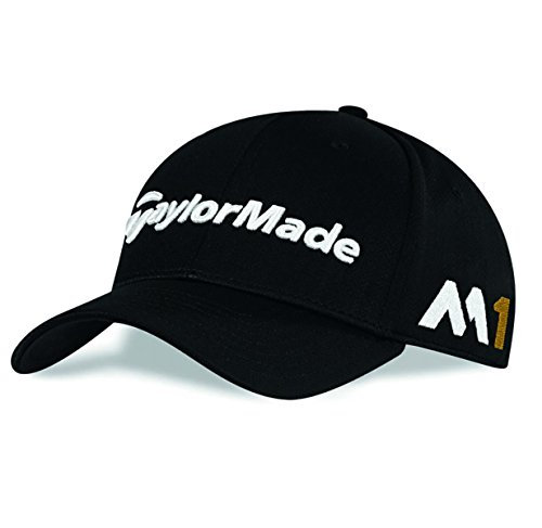 TaylorMade TM16tourradar Casquette Homme Taille unique noir