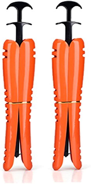 GYHDDP Kunststoff hohe Stiefel Schuh Stretchers Support Stiefel Stereotypen Unterstützung Rahmen Schuhe Expanderö