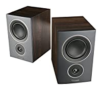 Mission LX-2 Bookshelf Speaker - Walnut Pearl (pair)