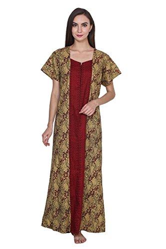Klamotten Women Long Cotton Nightwear 242Rd21