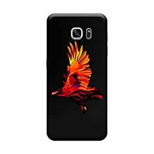 Ebby Premium 3d Desinger Printed Back Case Cover For Samsung S7 Edge (Premium Desinger Case)