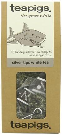 Teapigs Silver Tips White Tea 15 Temples