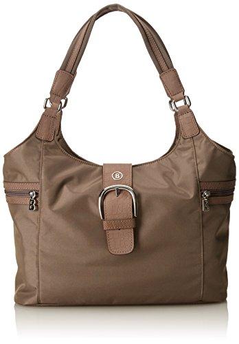 Bogner Leather COSMA, Sacs portés épaule Brun (greige 371)