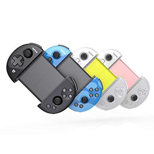 FlyDiGi Wee Gamepad (kabellos, Bluetooth 4.0, für 8,9-6,3 Zoll) Mobiltelefone, Grün