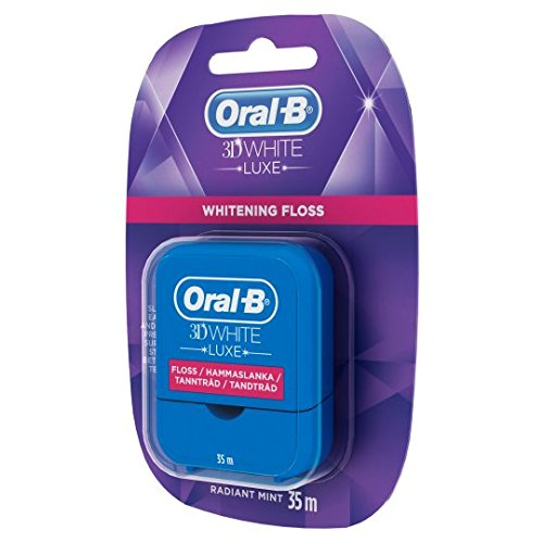 Oral-B 35 ml 3-D blanco Floss - Pack de 2