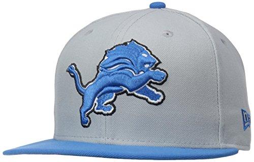 New Era 59Fifty NFL On Field Detroit Lions Game Cap (Size 7+1/8 / 56.8cm) Calvin Johnson Nfl