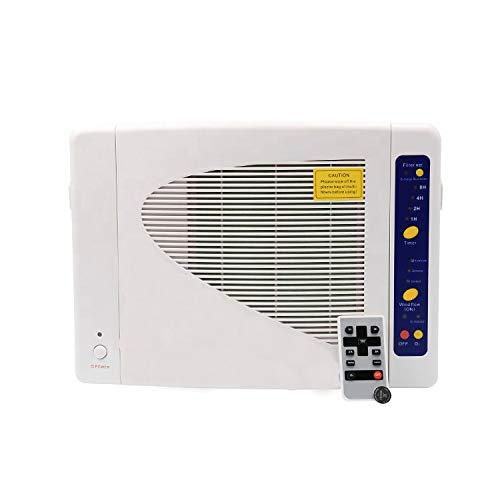 Deluxe Generador de Ozono Doméstico Multifuncional Purificador de Aire Filtro Hepa