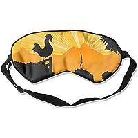Eye Mask Eyeshade Morning Scenery Sleep Mask Blindfold Eyepatch Adjustable Head Strap preisvergleich bei billige-tabletten.eu