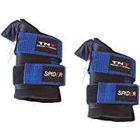 'SPIDER' Double Strap ANTI-Gravity Boots Inversion Boots Comfort (Hang Up side Down) Inversion Table Chinning Bar, Pull Bar Attachment, For Men/Women by GRAVITY BOOTS