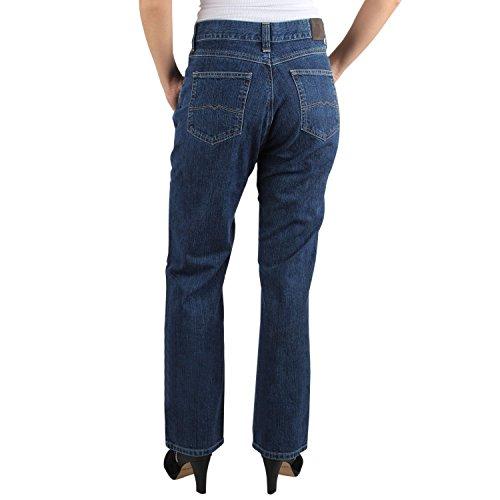 Mustang Jacky Damen Jeans Cordhose Jeanshose Denim Blau 597 5302/533 - Jeans
