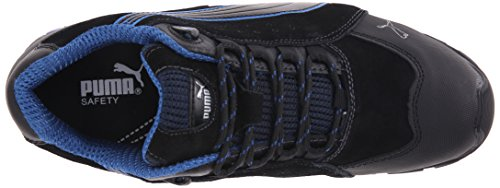 Puma Safety Metro Rio Sd Black Navy