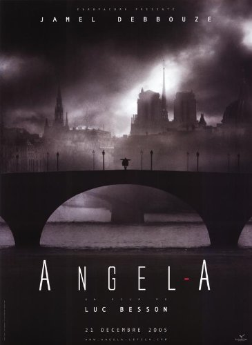 Angel-A Plakat Movie Poster (11 x 17 Inches - 28cm x 44cm) (2005) French