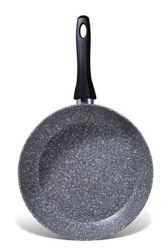"""Bialetti - Sartén""""Pearl"""", color negro, aluminio, negro, 28 cm"""