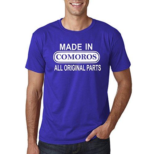 Daataadirect Herren T-Shirt Kobalt