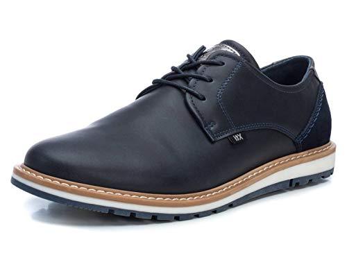 XTI Zapato Oxford XMN049602 para Hombre Azul 41