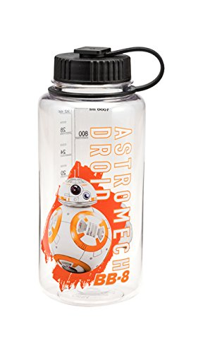 Star Wars VII: The Force Awakens BB-8 Astromech Droid 32 oz Tritan...