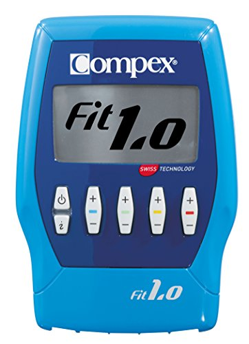 Compex Muskelstimulator FIT 1.0, Ozeanblau, CO12533116