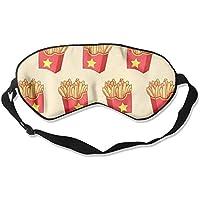 French Fries Seamless Art Sleep Eyes Masks - Comfortable Sleeping Mask Eye Cover For Travelling Night Noon Nap... preisvergleich bei billige-tabletten.eu