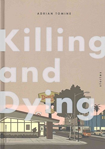 Portada del libro [Killing and Dying] (By (author)  Adrian Tomine) [published: October, 2015]