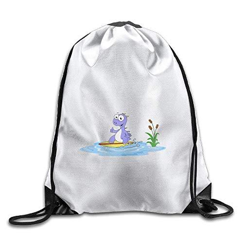 ewtretr Turnbeutel, Dragon Surffing Bags Cool Sack Bag Drawstring Backpack Bulk Kids Drawstring Backpack Bulk 50 Drawstring Backpack for Woman (Womens Adidas Dragon)